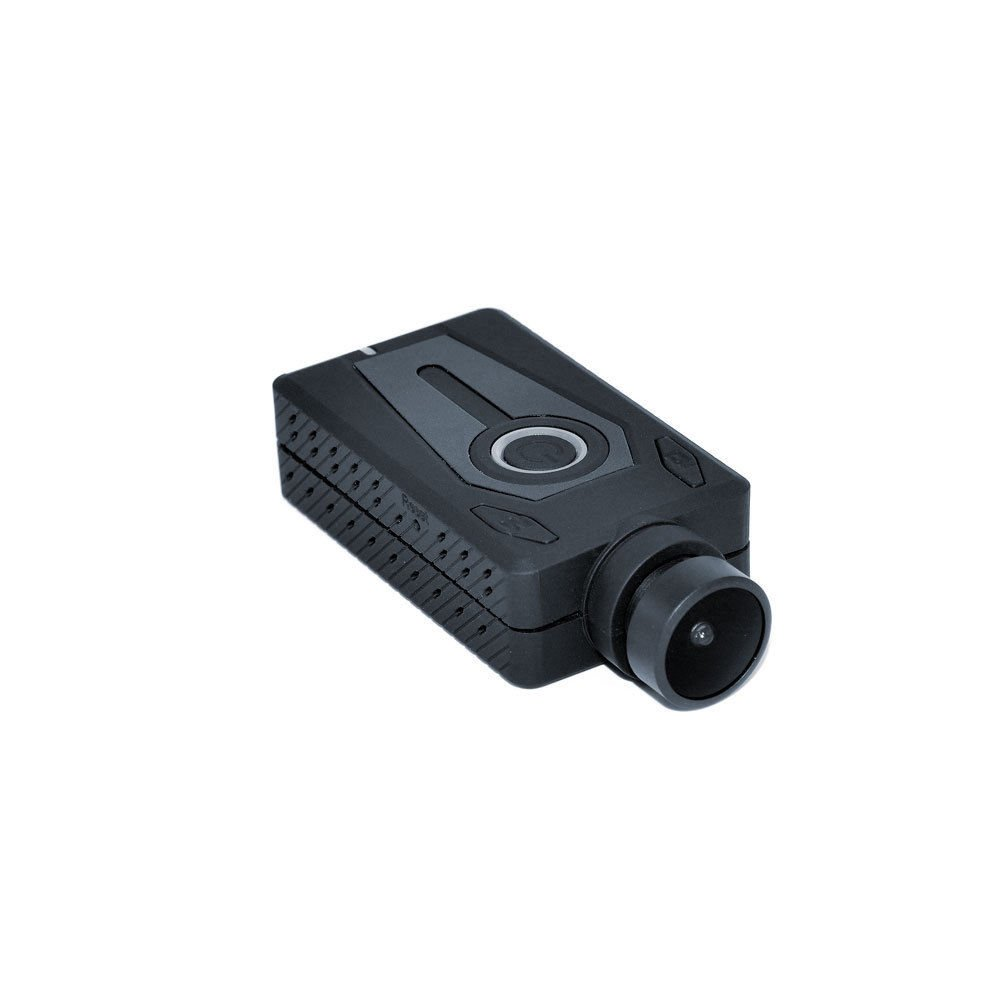 Mobius Maxi Wide 150° LensB Portable Compact HD Action Camera w/USB Cable 2.7k HD Video Loop Recording Motion Detection