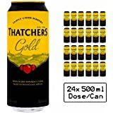 Thatchers Gold Crisp Somerset Cider 24 Pack 12000g