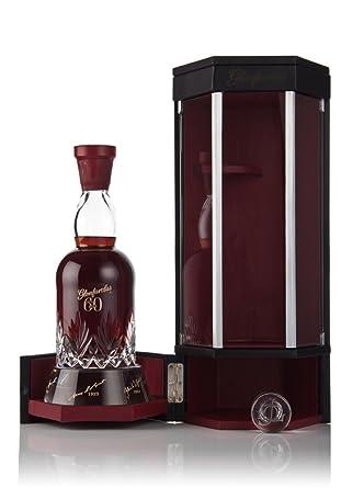 Glenfarclas 60 Year Old Single Malt Scotch Whisky Decanter
