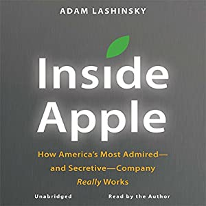 Inside Apple Audiobook