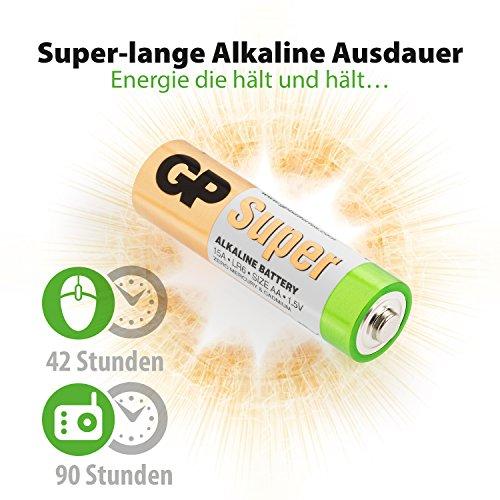 Boîte Aa Alcaline 5504 Batteries Gp De 40 Piles UFBPxpwq