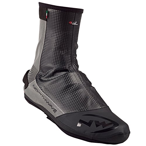 Northwave Extreme Tech Plus Shoecover, Reflective Extreme Tech Plus Shoeco, M, Reflective by Northwave