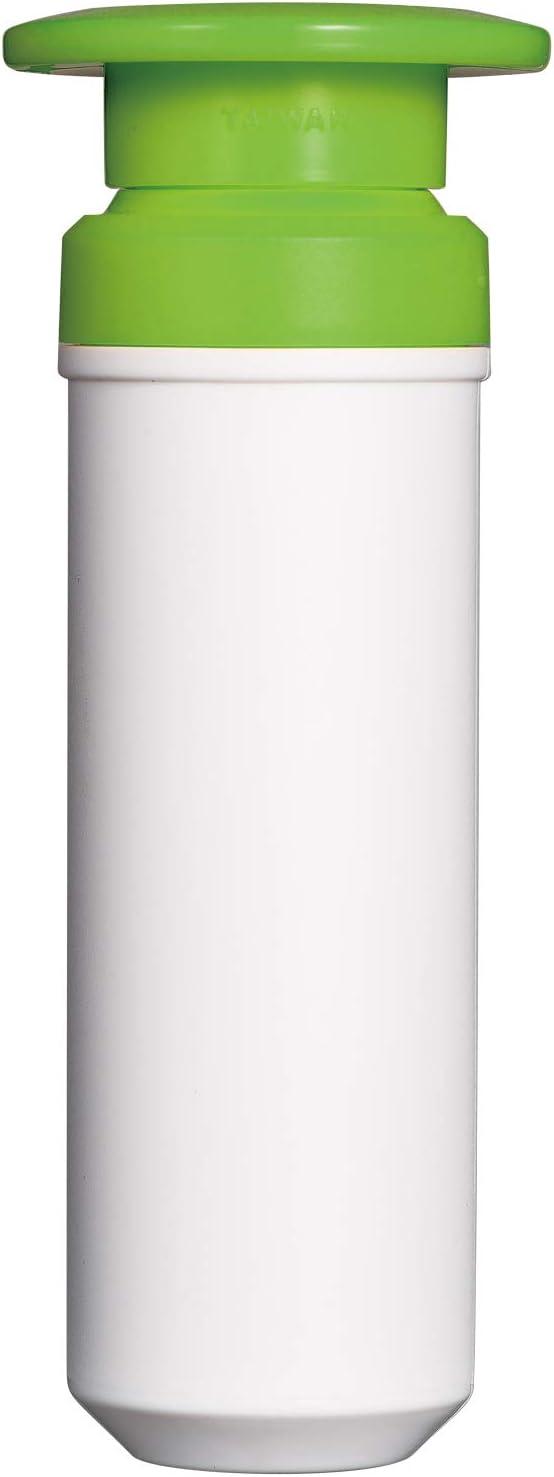Lasting Freshness Handheld Food Vacuum Sealer Pump for Green Color Vacuum Food Containers