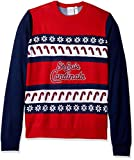 St. Louis Cardinals One Too Many Ugly Sweater Medium