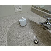 Pearl White Colored Indispensible™ an Ergonomically Designed Universal Suction Cup Mounted Innovative Best Liquid Soap Dispenser & With Frequent Hand Washing Can Help Reduce Transmission, Prevent Infection & Prevention of the Spread of Cold, Flu, Ebola, Marburg, Rotavirus, Norovirus & Viruses Used in Sinks, Showers, Tubs, Kitchens, Bathrooms, Kitchenettes, Vanity, Campers, RVs, Motor Homes, Cars, Vehicles, Automobiles, Compacts, Trucks, Semis, Tractor Trailer, Agricultural, Tractor, Farm Equipment, Construction Equipment, Rental Vehicle, Cranes, Military Transportation, Transports, Shuttles, Mini Vans, Crossovers, SUVs, Taxis, Buses, Vans, Planes, Trains, Boats, Cruise Ships, Apartments, Lofts, Condos, Townhouses, Industrial, Commercial, Office, Schools, Nursing Homes, Hospitals, Health Care, Businesses, Corporations, Restaurants, Hotels, & Automotive. Benefits are Convenient, Less Mess, Built Tough & Heavy Duty Small Space Saving Compact Size Frees Up Countertop Surfaces! Reduced Output Push Pump Saves Money. For Children, Kids, Teens, Adults, Parents, Seniors & Healthcare. Helps Remind Convenient Personal Sanitizer for Better Hand Hygiene & Increase Sanitization Compliance Rates! Refillable Helping Save the Environment. Increase Worker Health & Productivity While Decreasing & Reducing the Time & Money Lost to Sick Days. Used with Hand Soap, Shampoo, Conditioner, Antiseptic, Hand Sanitizer, Moisturizer, & Lotion. Patented Iowa 100% Family Owned Indispensible™ Made in the USA!