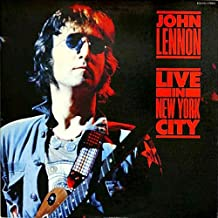 Live In New York City - John Lennon - Japanese pressing without Obi strip
