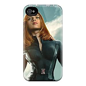 diy phone caseHigh Quality Black Widow Captain America The Winter Soldier Case For iphone 6 / Perfect Casediy phone case