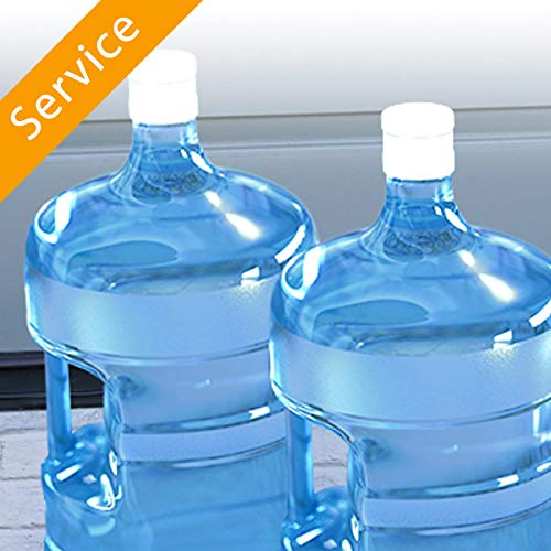 One Time 5 Gallon Water Delivery - 3 Bottles