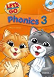 img - for Let's Go Phonics 3 With Audio CD (Book 3) book / textbook / text book