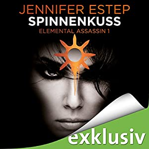 Spinnenkuss (Elemental Assassin 1) Hörbuch
