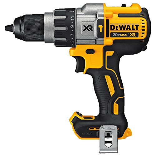 - DEWALT DCD996B Bare Tool 20V MAX XR Lithium Ion Brushless 3-Speed Hammer Drill (Tool Only)