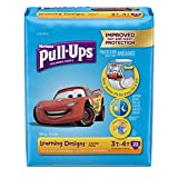 Pull-Ups Learning Designs Training Pants for Boys, 3T-4T, 22 Count (Pack of 4)