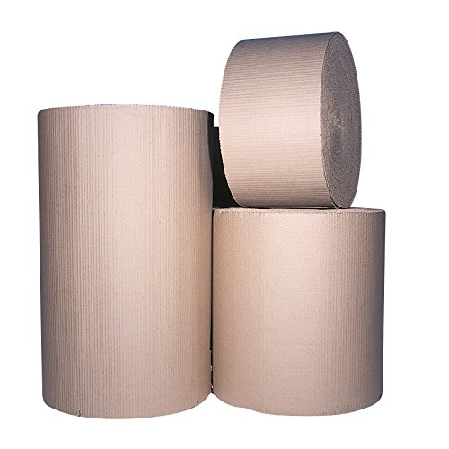Swiftpak ECORAP 1500mm x 75m Corrugated Paper Roll (Pack of 1 Roll) Swiftpak Limited CR1500