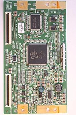 """Mitsubishi 40"""" LT-40133 LJ94-01981A T-Con Board LCD Controller Timing Control Un"""