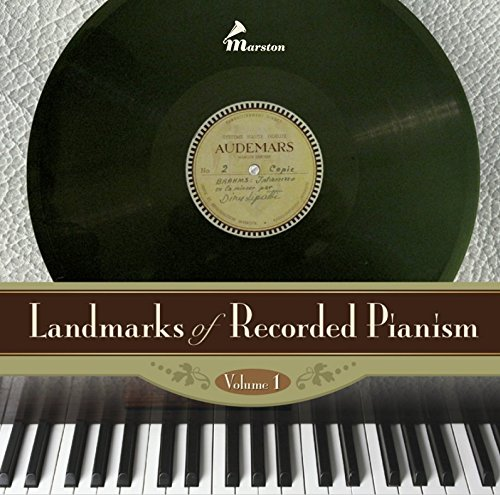 Landmarks of Recorded Pianism, Volume ()