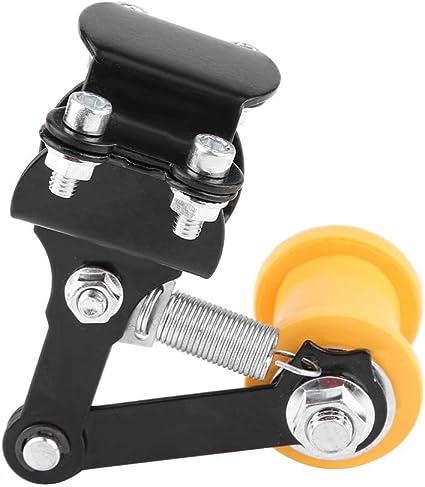 LANLAN Tendicatena a catena con regolatore automatico catena CNC per moto auto fuoristrada