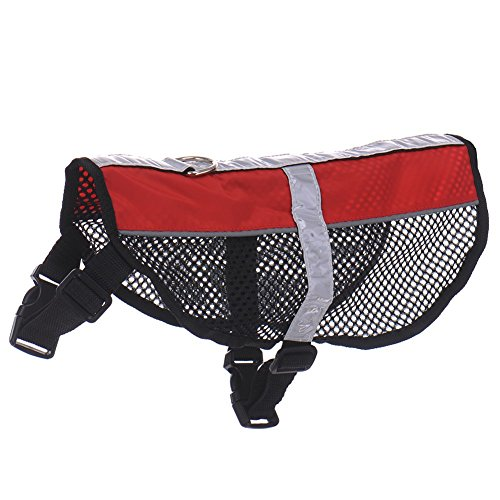Vyage (TM) para perros chalecos Jean Moda Moda Proveedores acoplamiento respirable de ropa para perros mascota cš®modo y