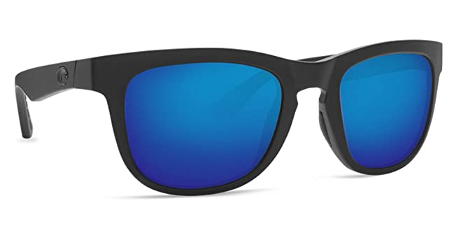 76003e089216 Costa Del Mar COP01OBMP Copra Sunglasses Blackout/Blue Mirror 580Plastic