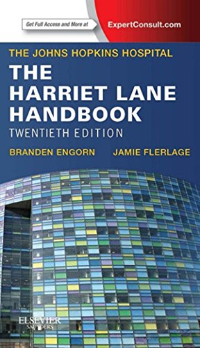 The Harriet Lane Handbook: Mobile Medicine Series, Expert Consult Pdf
