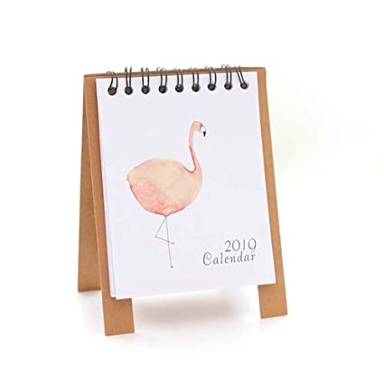 Miraculous Amazon Com Planner Calendars 2019 Cute Cartoon Animals Beutiful Home Inspiration Truamahrainfo