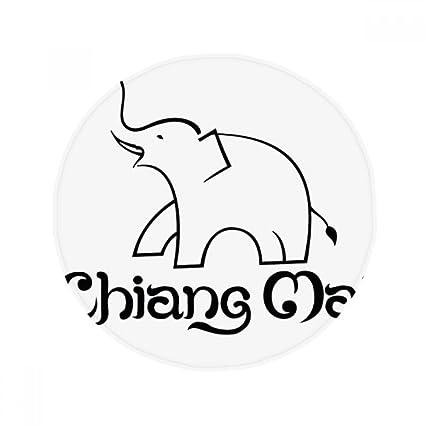 Amazon com : DIYthinker Thailand Easy Elephant Shield Anti-Slip