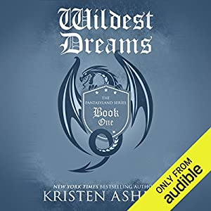 Wildest Dreams Audiobook by Kristen Ashley Narrated by Tillie Hooper