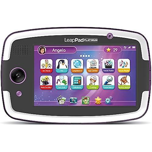 LeapFrog LeapPad Platinum Kids Learning Tablet, Purple Coupons