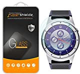[3-Pack] Supershieldz for ZTE Quartz (Smartwatch) Tempered Glass Screen Protector, Anti-Scratch, Anti-Fingerprint, Bubble Free, Lifetime Replacement Warranty