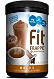 Fit Frappe Protein Drink Mix, Mocha, 19.1 Ounce