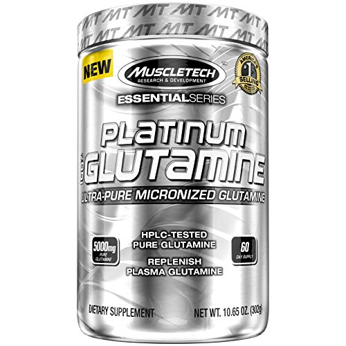 MuscleTech Glutamine L Glutamine 60 Day Supply