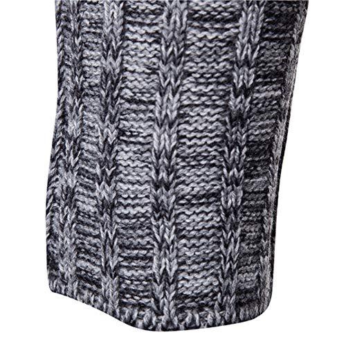 Grey Salotto Original Cappotti Abbigliamento Down Tessuto Down Coat Regalo Man Cappotto Trench Cotton lana Anniversary Lover Bf Abbigliamento Padre per di Maglione Style Christmas Cappotto Angelof d4qYXxX