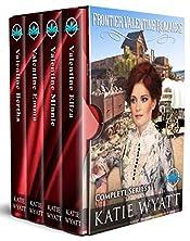 Frontier Valentine Romance Complete Series (Box Set Complete Series Book 33)