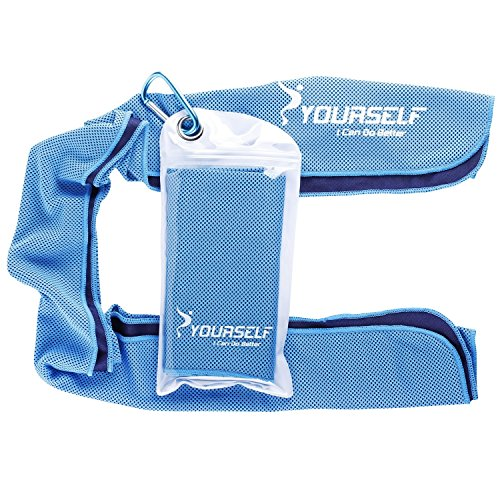 SYOURSELF Cooling Towel For Instant Relief Cool Bowling