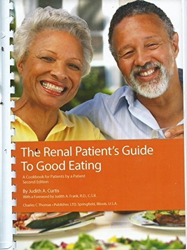 Pdf Fitness The Renal Patient's Guide to Good Eating: A Cookbook for Patients by a Patient