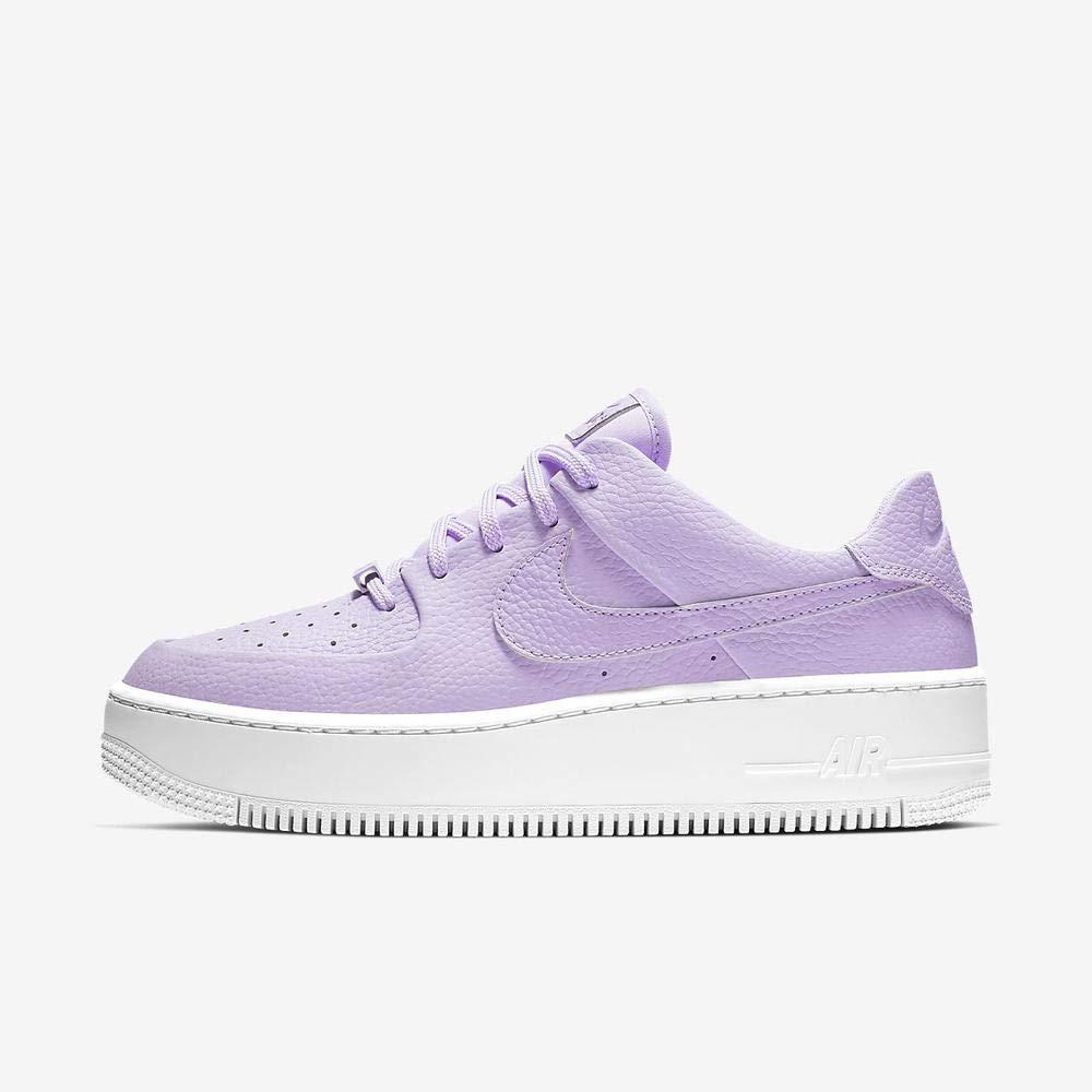 MultiCouleure (Oxygen violet Oxygen violet blanc 500) Nike W Af1 Af1 Af1 Sage Faible, Chaussures de Basketball Femme 5fa