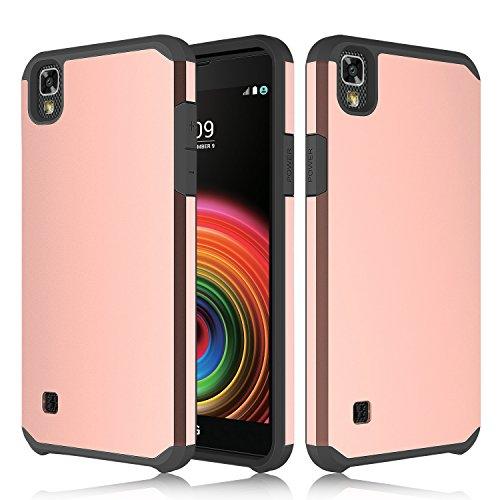 buy popular b19a4 0d62b LG X Power Case, LG K6P Case, LG K210 Case, Venoro [Shockproof] Slim ...