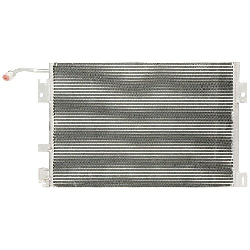 Chevrolet Corvette A/c Condenser - New Premium Quality A/C AC Air Conditioning Condenser For Chevy Corvette C5 - BuyAutoParts 60-60218N New