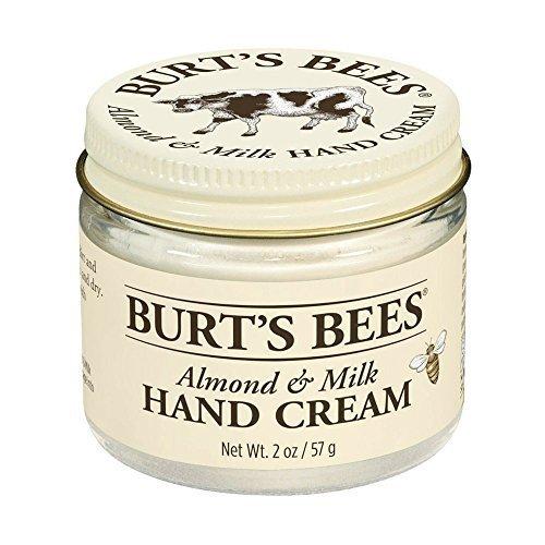 Burt's Bees Almond & Milk Hand Cream 2 Oz (Pack of (Almond Milk Beeswax Hand Cream)