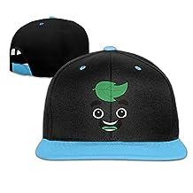 Kids Guava Juice Falt Hat Hip Hop Baseball Cap RoyalBlue