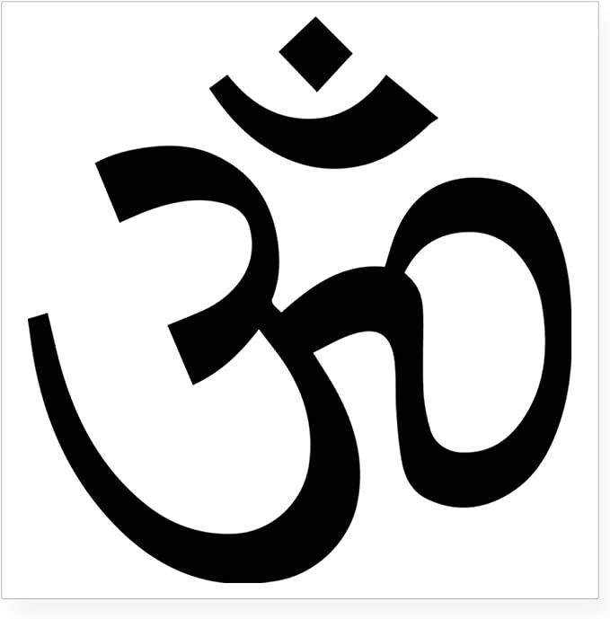 Amazon.com: CafePress – Yoga ohm, Om Símbolo 3