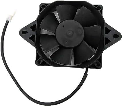 Ventilador de refrigeración para radiador eléctrico de 6 pulgadas ...