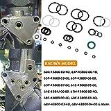 115225FS Fast Strike Power Trim Tilt Seal Kit for