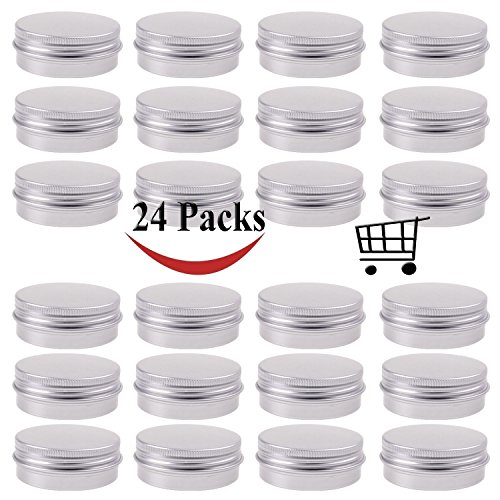 Small Containers For Lip Balm - 3