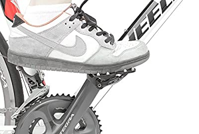 VP ARC6 Look KEO Compatible Bicycle Cleats with Clipless Pedal Platform Adaptors