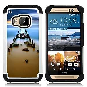 King Case - Misty Sea Pear Sunset - Cubierta de la caja protectora completa h???¡¯???€????€?????brido Body Armor Protecci???&rs