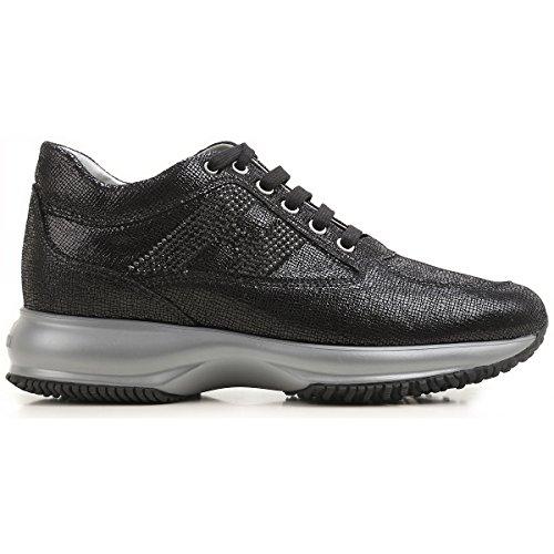 Hogan Women's Interactive Sneakers Nero Donna outlet best sale cheap order ltTP4u1JJV