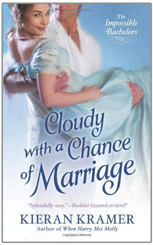 Full impossible bachelors book series by kieran kramer cloudy with a chance of marriage fandeluxe Image collections