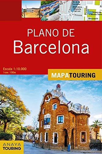 Plano de Barcelona (Mapa Touring)