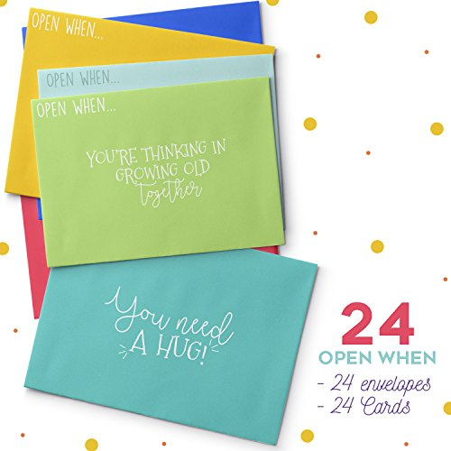 The 8 best envelopes for open when letters