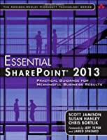 Essential SharePoint 2013, 3rd Edition Front Cover